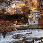 Buna Nehri ve Blagay Tekkesi - Bosna