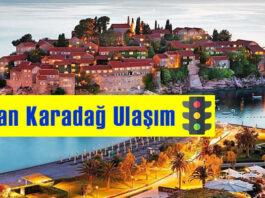 Tiran' dan Karadağ' a Otobüs Ulaşımı