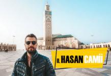2. Hasan Camii Kazablanka - Fas