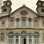 Aya Triada Kilisesi - Pera Bölgesi Turu