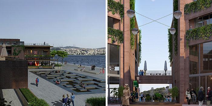 İstanbul Galataport Prohesi