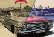 İstanbul Klasik Araba Turu Hakkında
