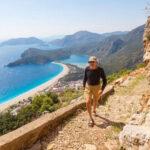 Likya Yolu Rotası Güzergahı - Fethiye
