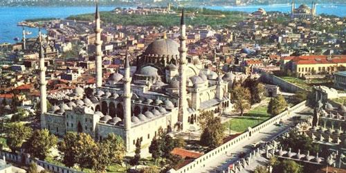 Süleymaniye Camii - Mimar Sinan