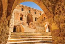 Deyrulzafaran Süryani Kilisesi