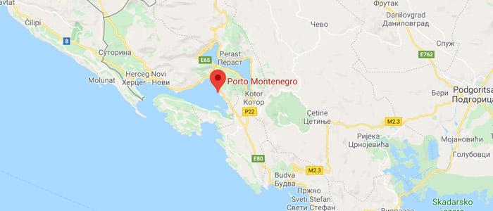 Porto Montenegro Emlak Projeleri