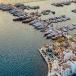 Porto Montenegro Marina - Limanı