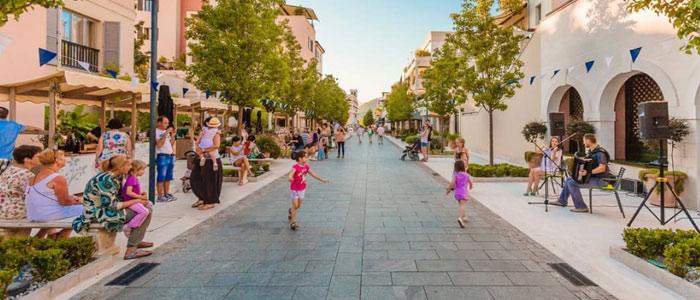 Porto Montenegro Sokak Görüntüsü