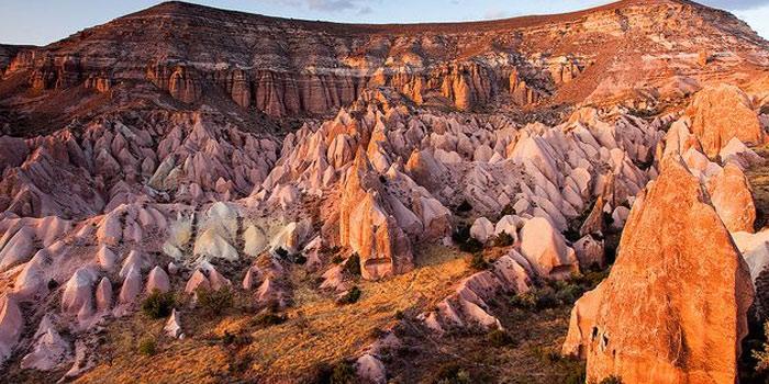 Kapadokya Göreme Yürüyüş Turu