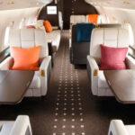 Özel Jet Kabin İçi