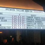 Estonya Tallinn Gece Hayatı Fiyatlar Hakkında