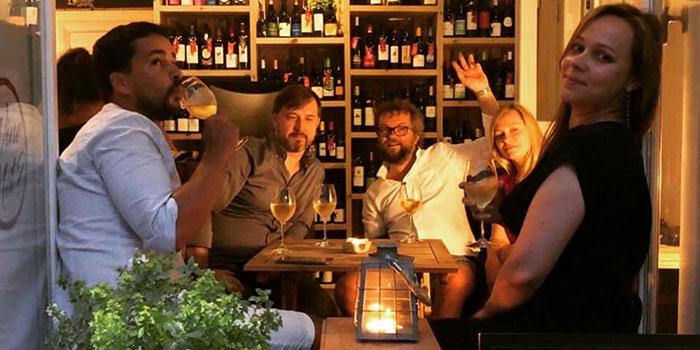 Wine Not Tallinn Nerede