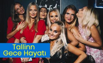 Tallinn Gece Hayatı