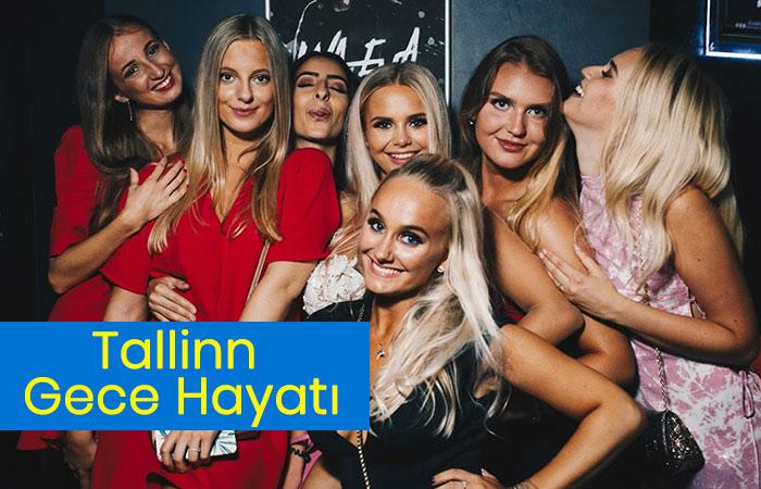 Tallinn Gece Hayatı - Club Hollywood