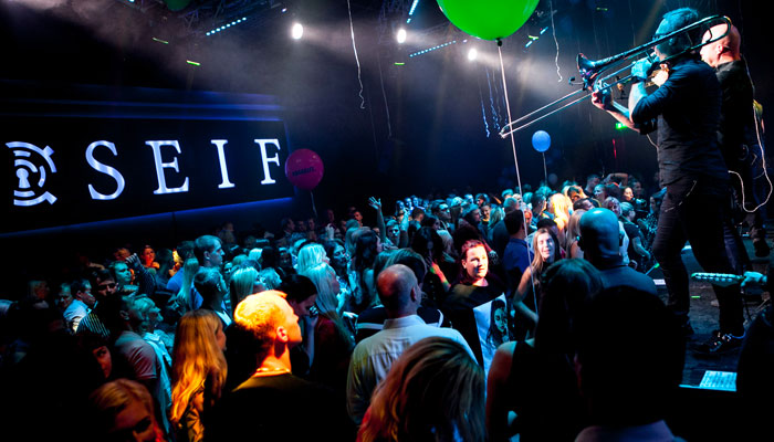 Seif Club Estonya